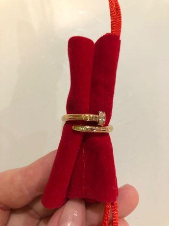 Кольцо гвоздь Cartier