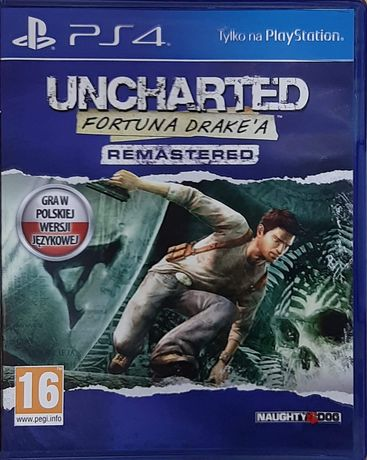 Gra PS4 Uncharted