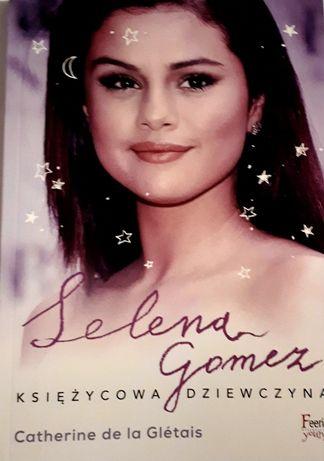 Selena Gomez - księżycowa dziewczyna - C. de la Glètais - nowa!