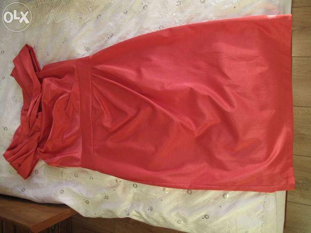 Sprzedam piękną wizytową suknię firmy BAKKO-nowa z metką 42rozm.