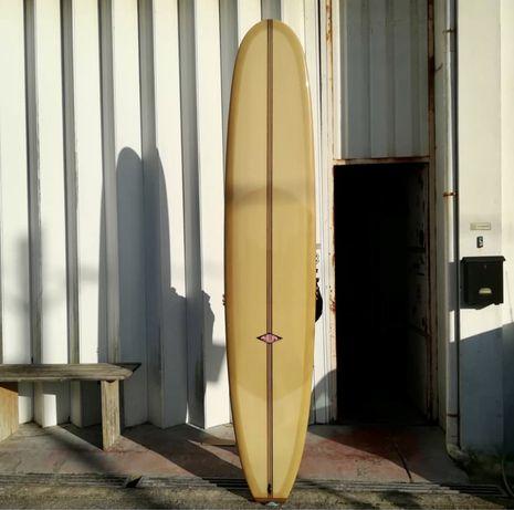 Longboard 9'10'' - Stepdeck Noserider - James Philips