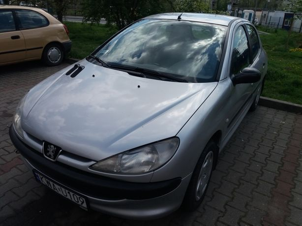 Peugeot 206 1,9 d