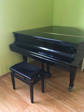Doskonały fortepian kawai kg-2d czarny Wysoki Połysk, prywatnie.