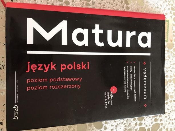 Matura język polski