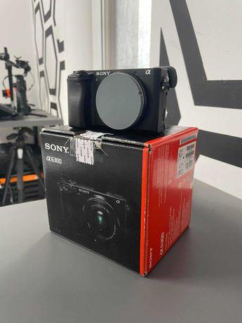 Sony a6300 (bardzo niski przebieg)
