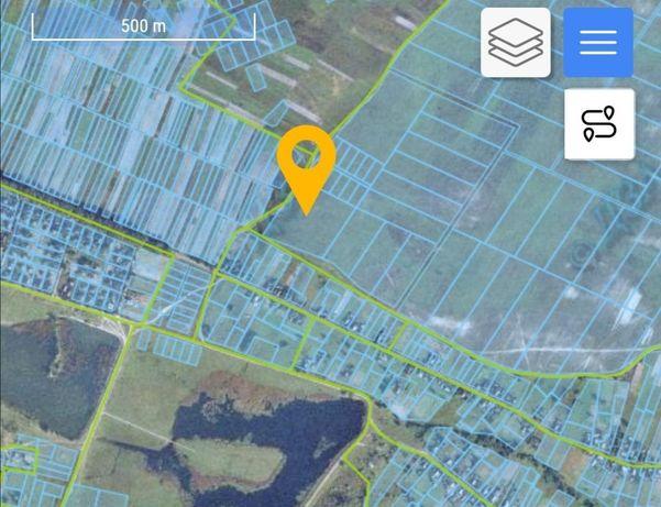 Продам ОСГ землю 2 га владелец возле села