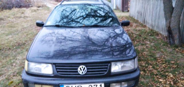Разборка запчастини до Volkswagen passat B 4 бензин 1.6 інжектор