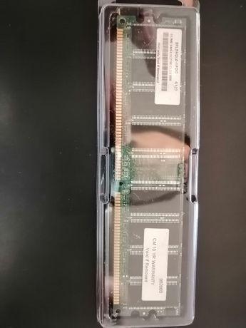 Memória RAM 512 MB DDR cl2. 5