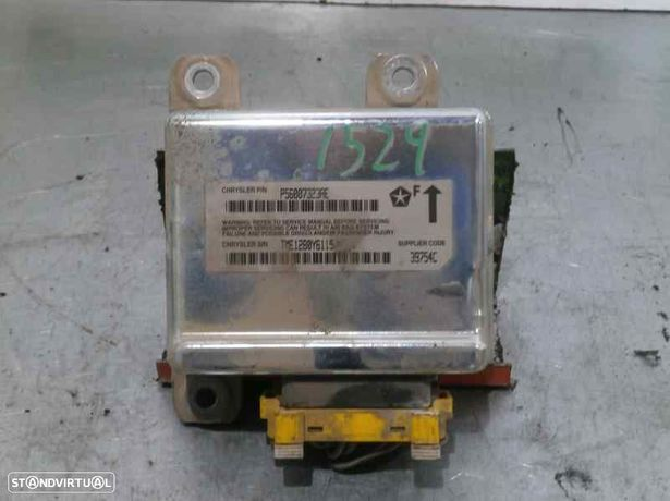 P56007323AE  Centralina airbags JEEP CHEROKEE (XJ) 2.5 TD 4x4 ENC