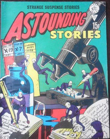 Astounding Stories # 137 [Alan Class Series] [inclui portes]