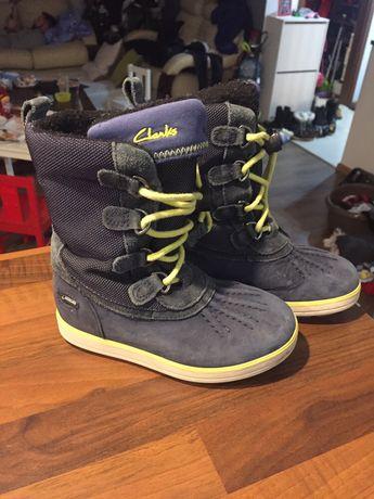 Śniegowce moon boot Clarks r27