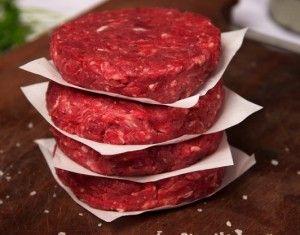 Mięso na burgery | Food Truck | Restauracja | Bar