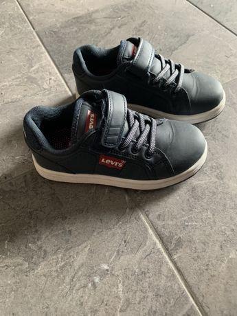 Sneakersy LEVI'S VADS0010S Navy 040 rozm.28