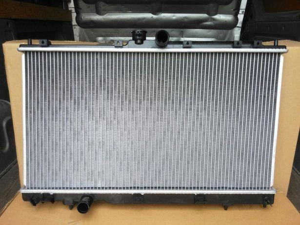Радиатор MItsubishi Lancer IX, радиатор кондиционера Ланцер 9