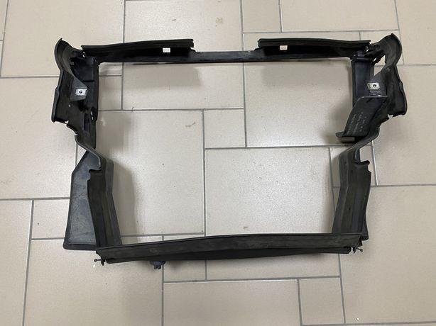 BMW 5 E60 E61 рамка радіаторів м-пакет,дифузор радиатора бмв 5 е60/е61
