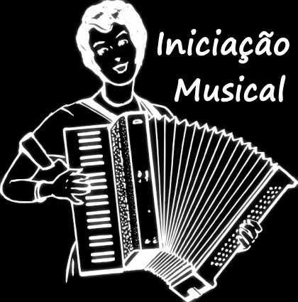 Iniciação Musical - Acordeão  e Teclado