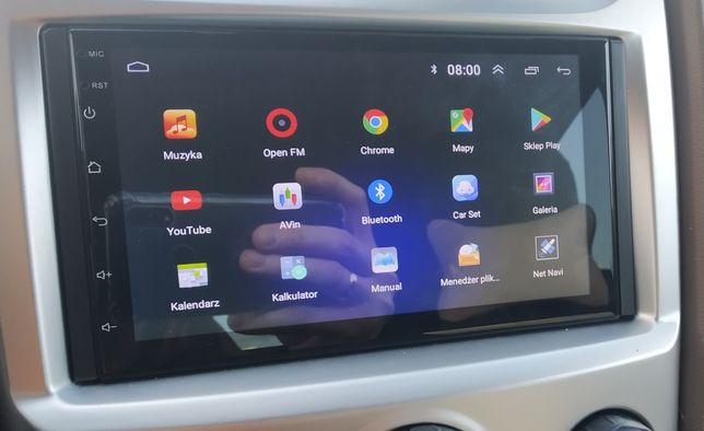 Radia android nowe GPS WI-FI kamera