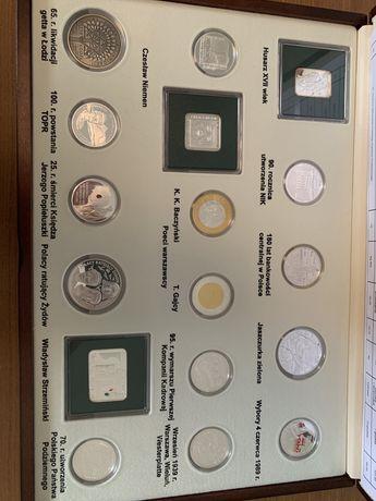 Srebrny zestaw rocznikowy 2009 srebro