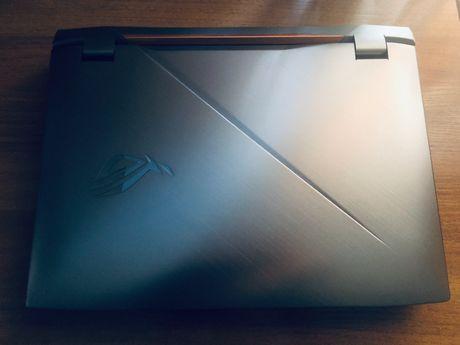 Ноутбук ASUS ROG G703GXR GRIFFIN / i9-9980HK / RTX 2080