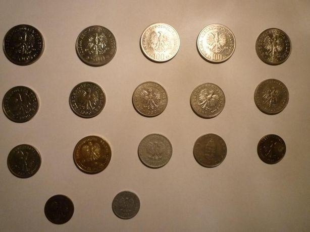 Sprzedam 17 monet