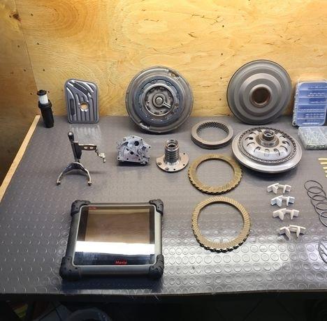 Powershift/dct450/451/ Ремонт АКПП Ford