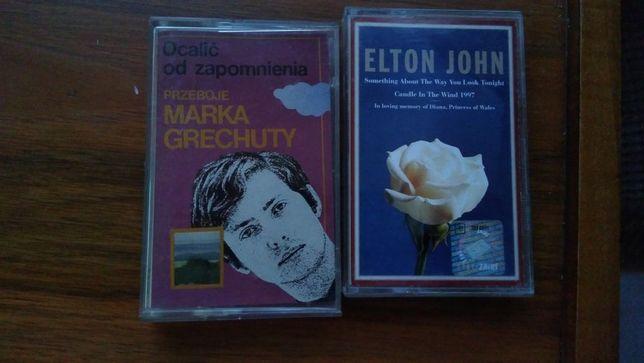 Elton John, Marek Grechuta- kasety