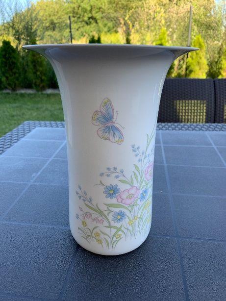 Wazon porcelanowy Carl Schumann