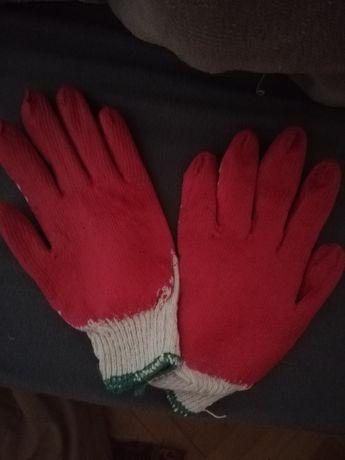 Rękawiczki ogrodowe 3zl/para