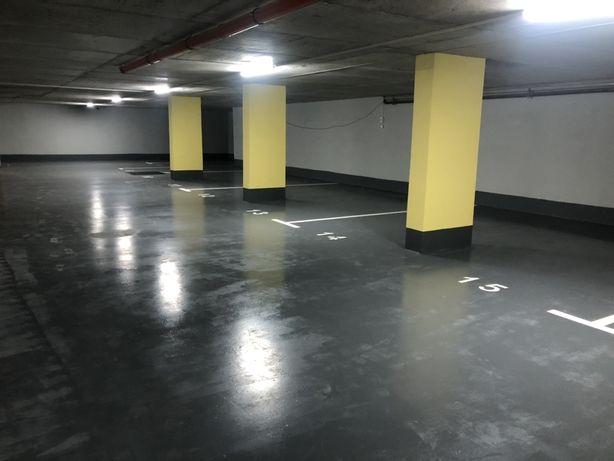 Аренда паркоместа на Выговского 1-И