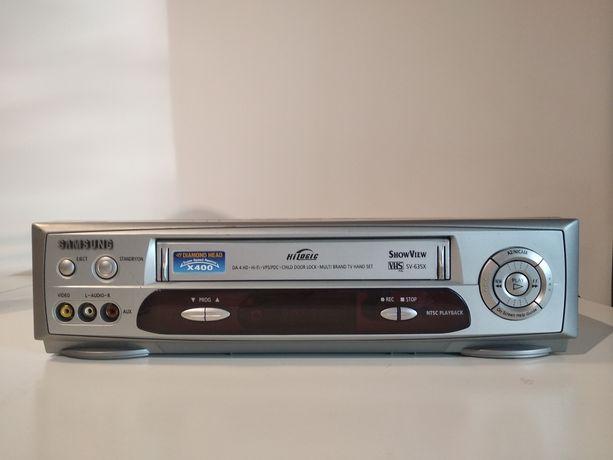 Odtwarzacz VHS SAMSUNG SV-635X Video magnetowid recorder części