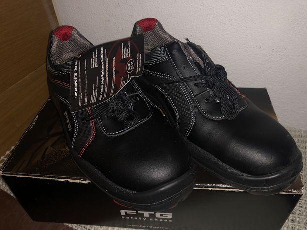 Sapatos de seguranca