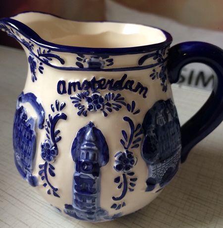 Кувшинчик для молока керамика из Голландии