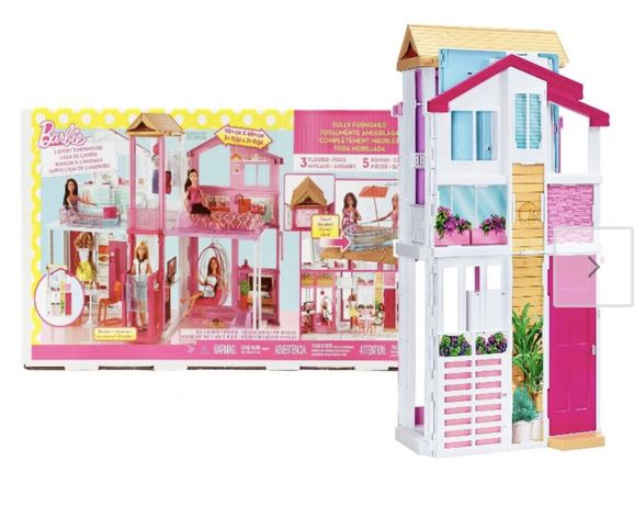 Barbie DreamHouse Town Domek dla lalek