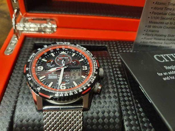 Zegarek Citizen Skyhawk A.T JY8079-76E