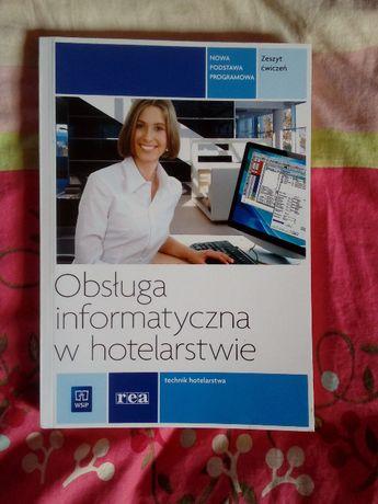 Obsługa informatyczna w hotelarstwie