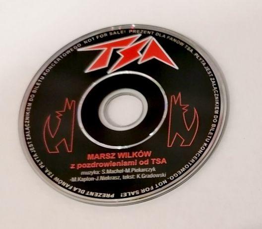 TSA– Marsz Wilków Z Pozdrowieniami Od TSA mini CD 2008 r. UNIKAT!!!