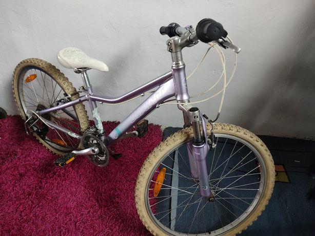 Rower dzieciecy Giant Areva koła 24 cale Aluminiowy