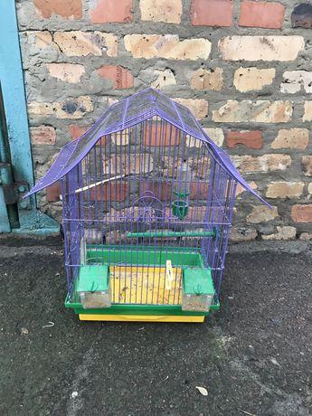 Клетка для попугая/для грызунов/домашний питомец/попугай/дом