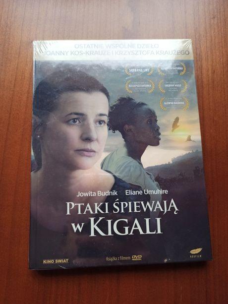 Dvd Ptaki śpiewają w Kigali