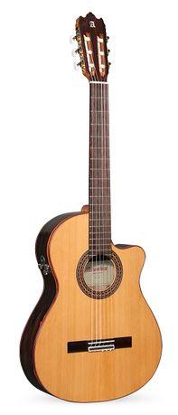 Alhambra Iberia Ziricote CTW E8 + Fishman Gitara elektroklasyczna 4/4