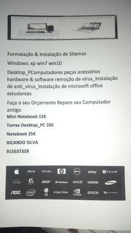 Assistência técnica Telemóveis & Informática