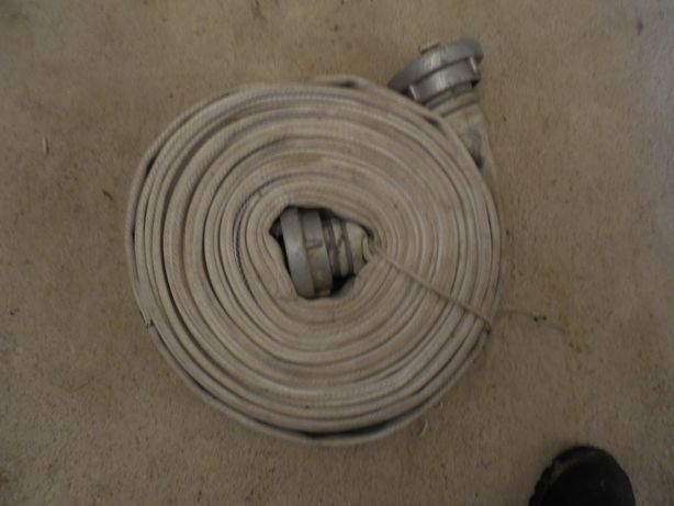 Wąż strażacki 2 cale 52 mm, 20 m długości nowy