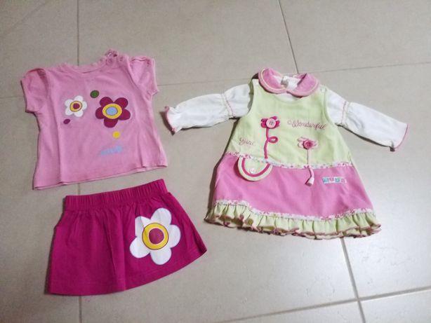 Menina 3-6 meses