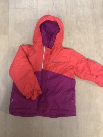 Горнолыжная куртка на девочку на 4 Columbia