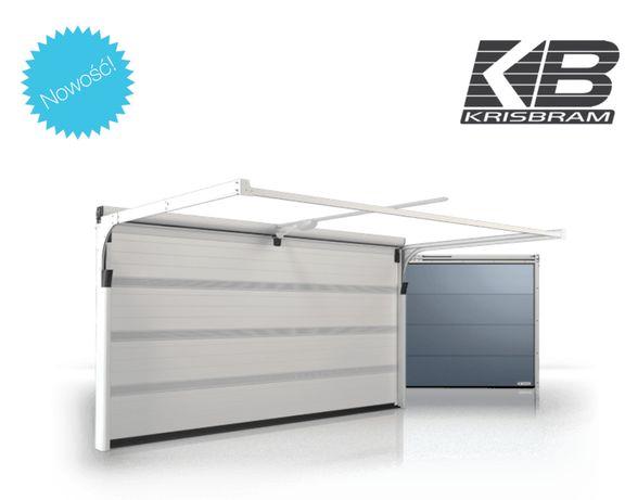Brama garażowa segmentowa bramy garażowe segmentowe przemysłowe