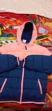 Куртка для дівчинки 13-14 років