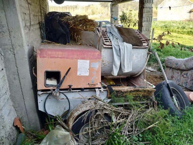 Máquina de reboco