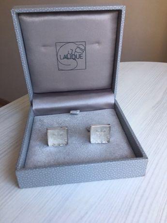 Мужские запонки Lalique