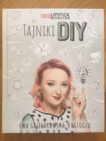 """Ewa Grzelakowska-Kostoglu """"Tajniki DIY"""""""