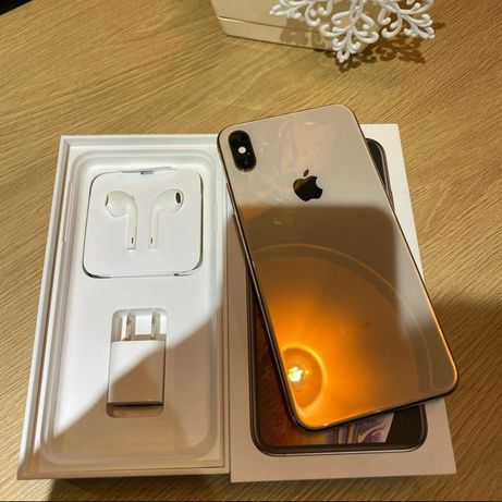 iPhone Xs Max 512gb Gold в идеале